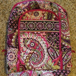 Vera Bradley Pink Backpack